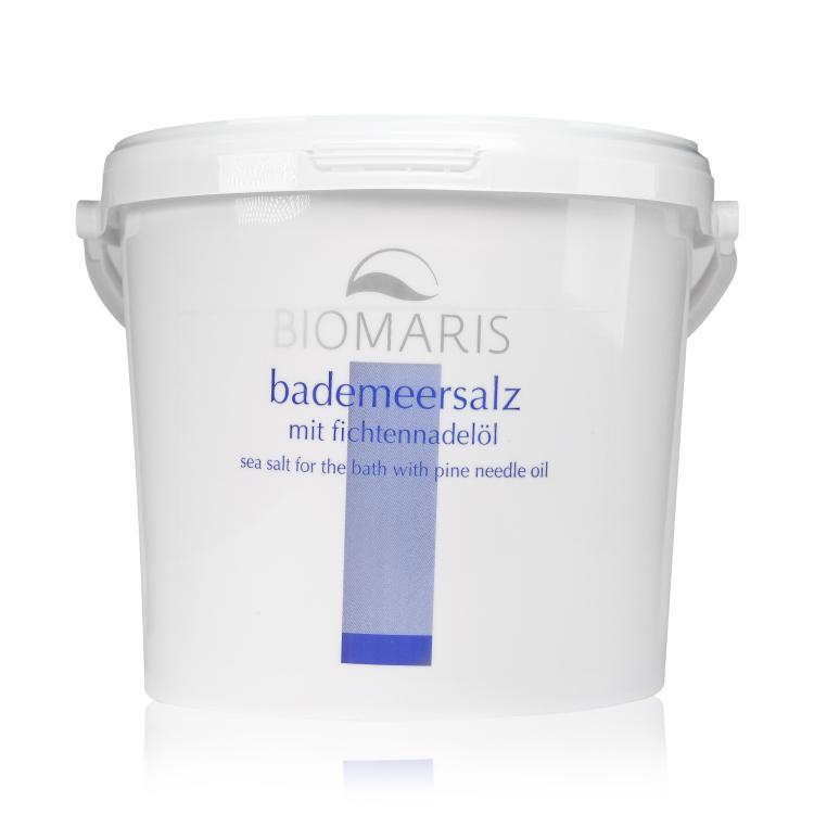 Biomaris Bademeersalz mit Fichtennadelöl