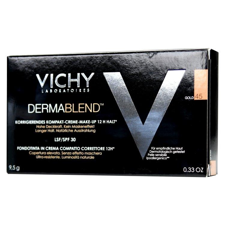 Vichy Derma Blend Kompakt-Creme-Make-up 45 gold