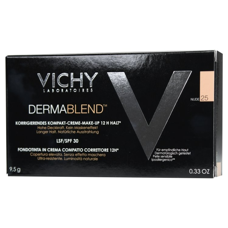 Vichy Derma Blend Kompakt-Creme-Make-up 25 nude
