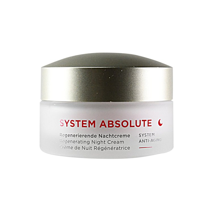 Annemarie Börlind System Absolute Nachtcreme