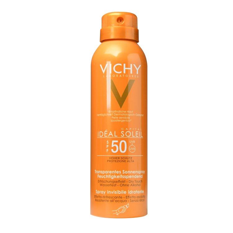 Vichy Ideal Soleil Transparentes Sonnenspray LSF 50