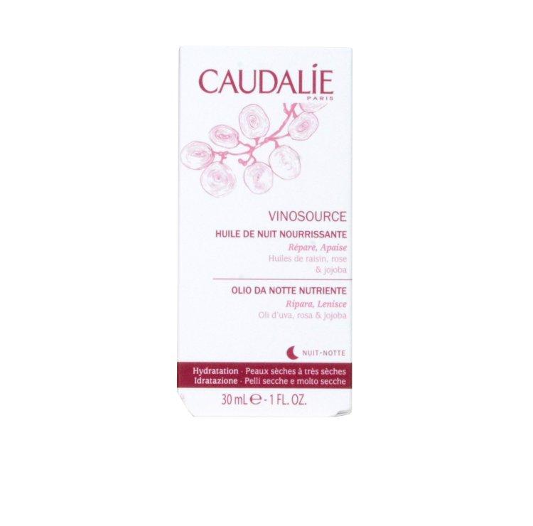 Caudalie Vinosource nährendes Nachtöl