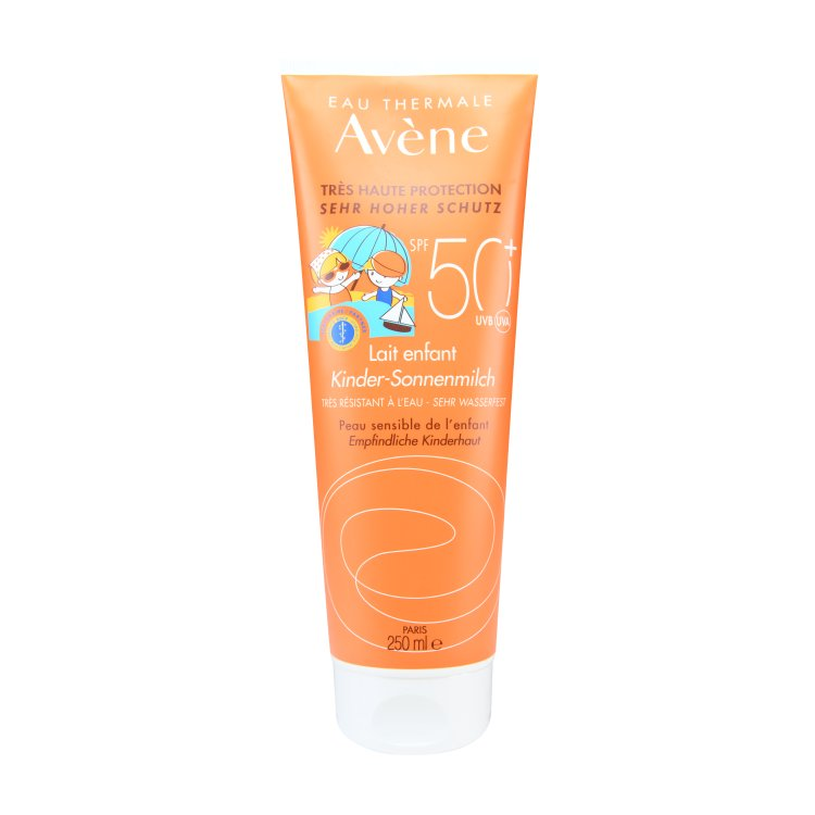 Avene Tres Haute Protection Kinder-Sonnenmilch SPF 50+