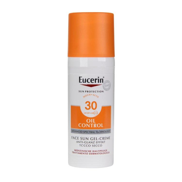 Eucerin Oil Control Face Sun Gel-Creme LSF 30