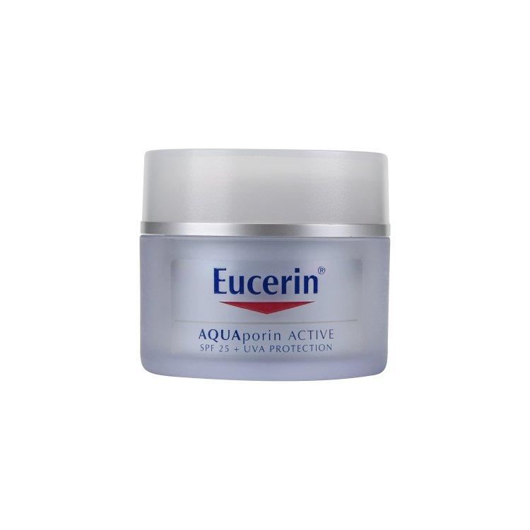 Eucerin Aquaporin Active Feuchtigkeitspflege mit LSF 25 + UVA- Schutz