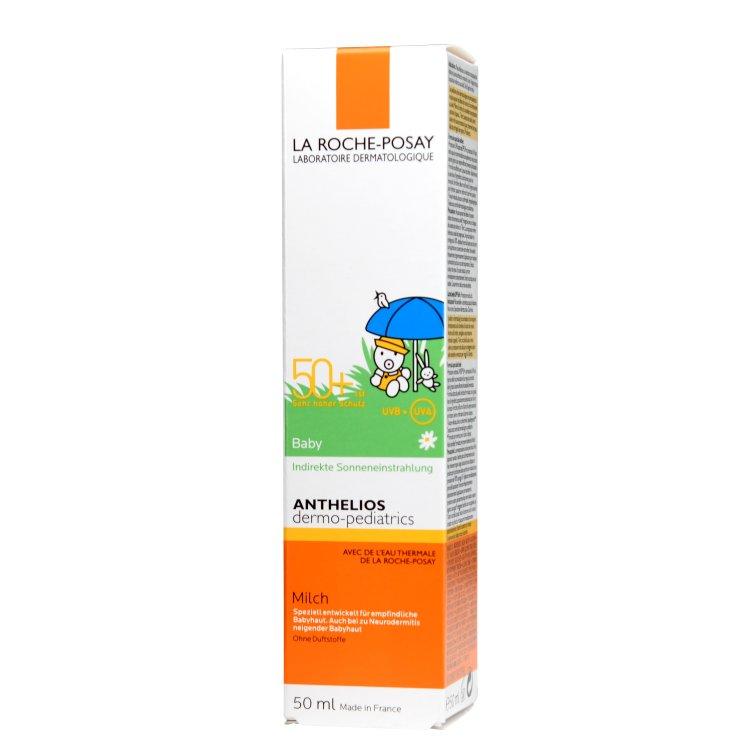 La Roche-Posay Anthelios Sonnenmilch Babys  LSF 50+