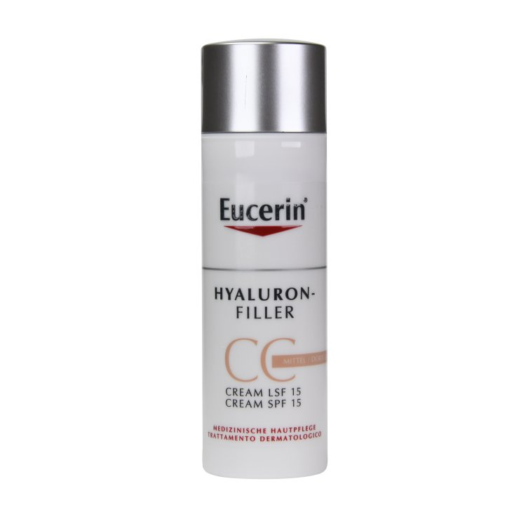 Eucerin Hyaluron-Filler CC Cream mittel