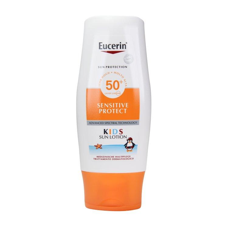 Eucerin Sensitive Protect Kids Sun Lotion LSF 50+