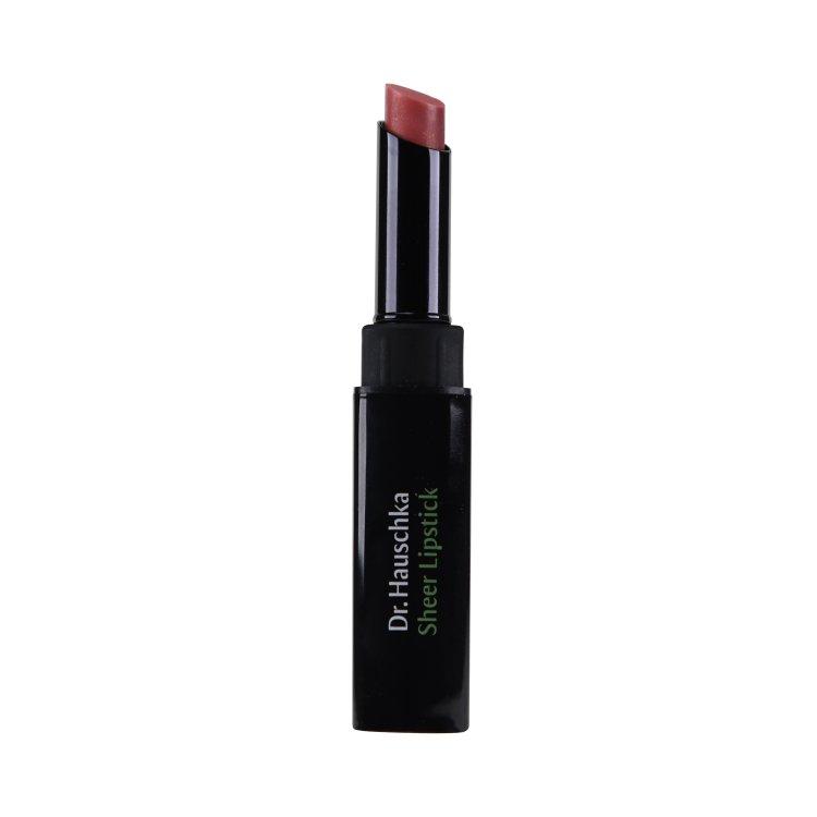 Hauschka Sheer Lipstick majalis 01