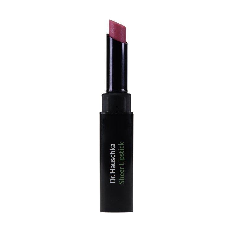 Hauschka Sheer Lipstick rosanna 02