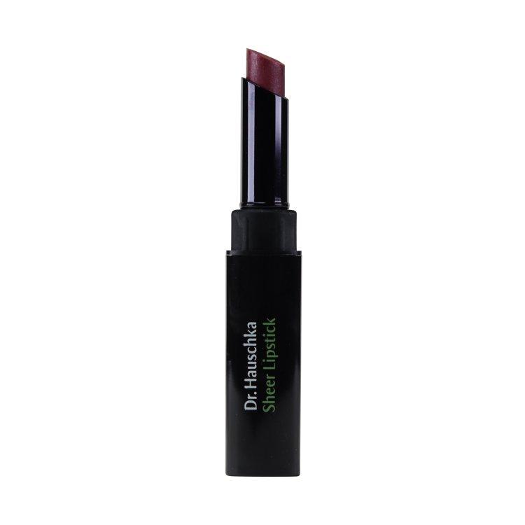 Hauschka Sheer Lipstick muskrose 03
