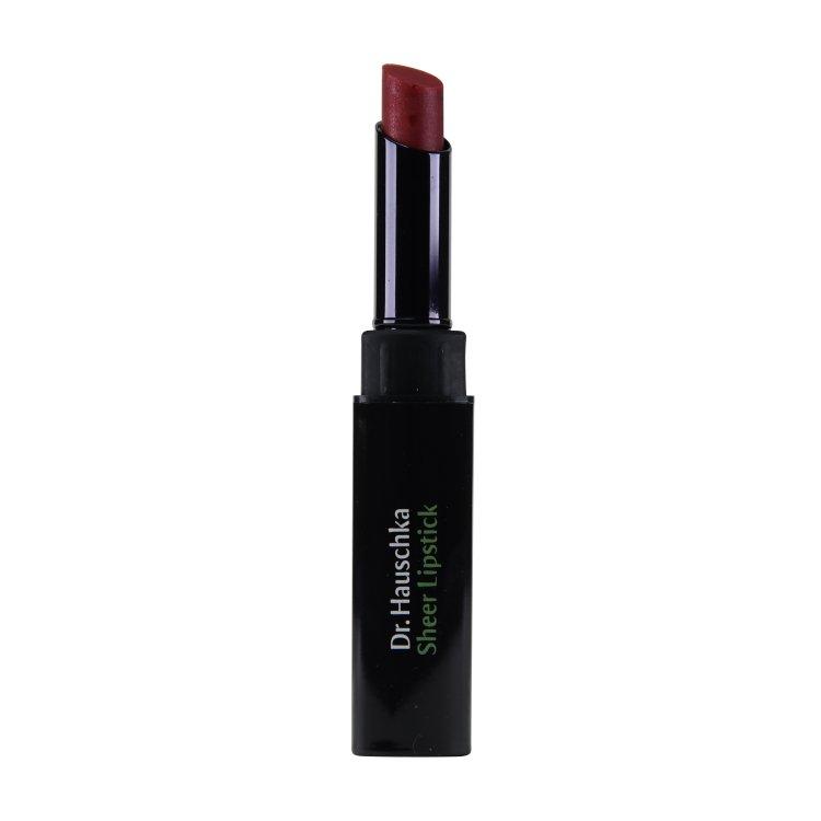 Hauschka Sheer Lipstick florentina 04