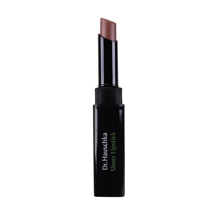 Hauschka Sheer Lipstick zambra 05