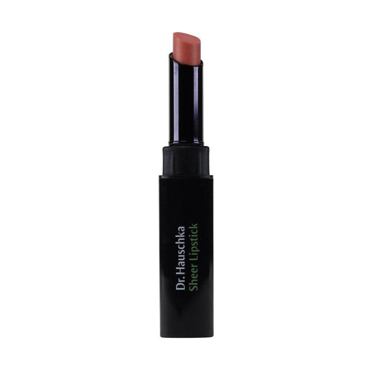 Hauschka Sheer Lipstick aprikola 06