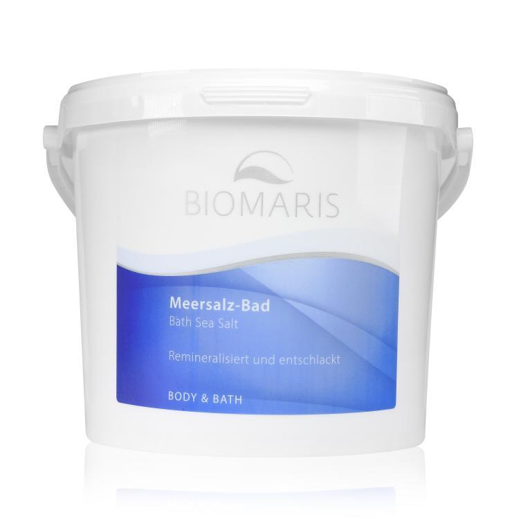 Biomaris Meersalz-Bad