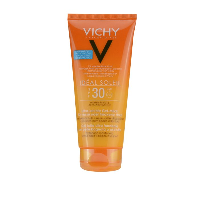 Vichy Ideal Soleil ultra-leichte Gel-Milch LSF 30