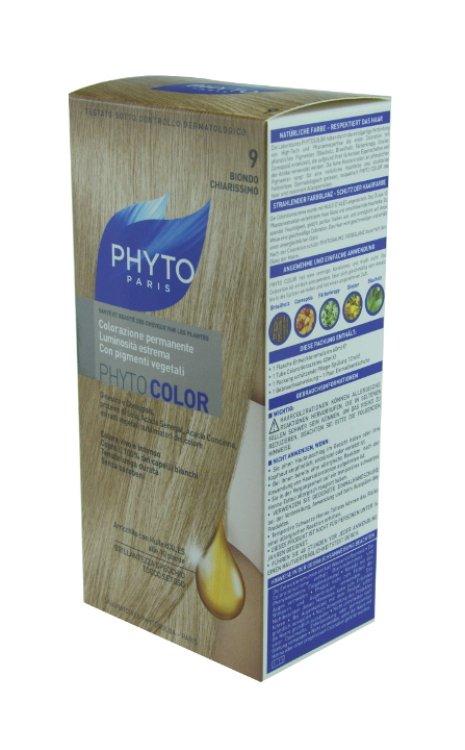 Phytocolor mit pflanzlichen Pigmenten Nr. 9 Sehr Helles Blond