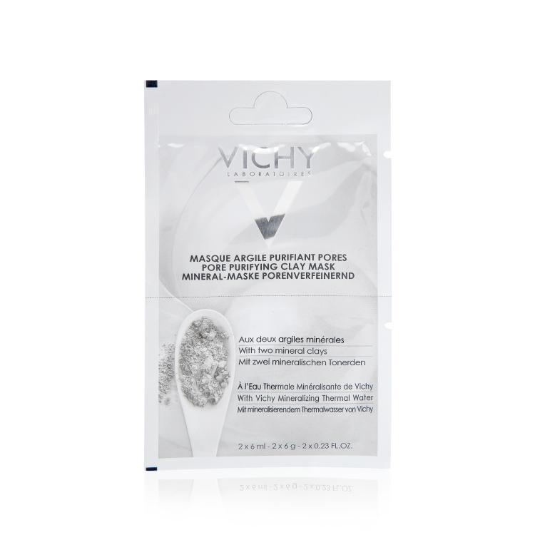Vichy Mineral Maske Porenverfeinernd