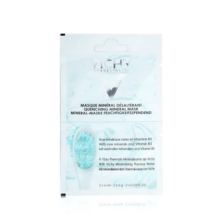 Vichy Mineral Maske Feuchtigkeit