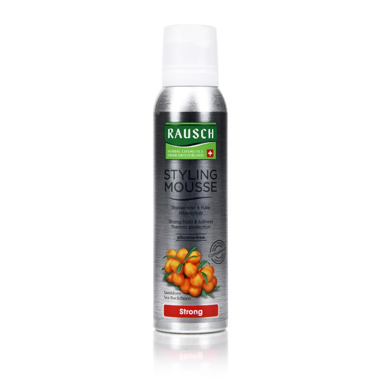 Rausch Styling Mousse Sanddorn Strong