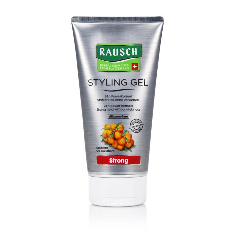 Rausch Styling Gel Sanddorn Strong