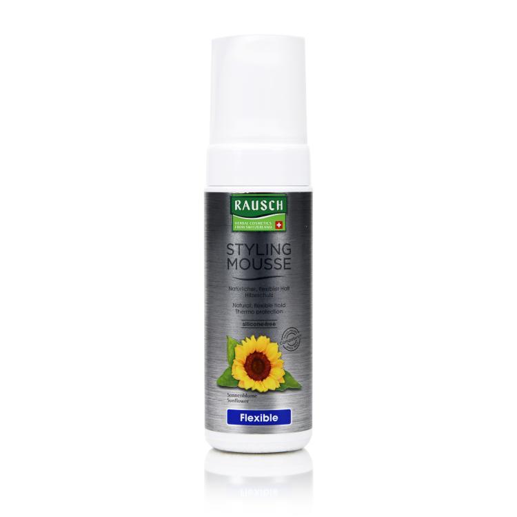 Rausch Styling Mousse Sonnenblume Flexible