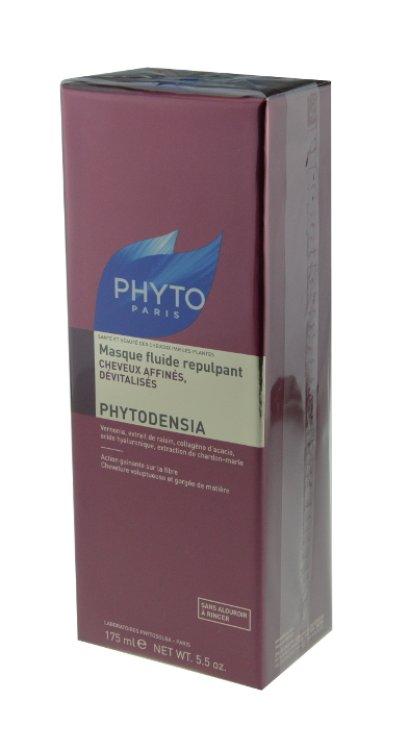 Phytodensia volumspendendende Fluid-Maske