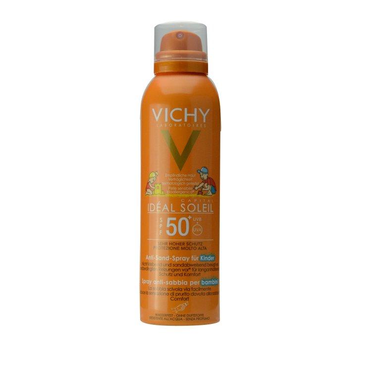 Vichy Ideal Soleil Anti-Sand-Spray für Kinder LSF 50