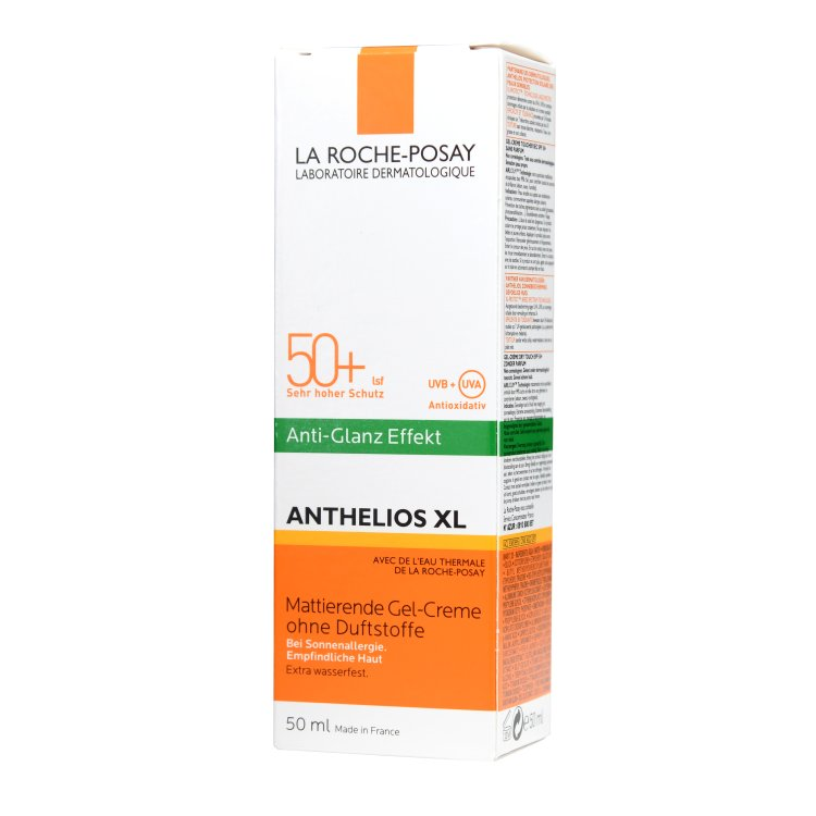 La Roche-Posay Anthelios XL mattierende Gel-Creme LSF 50+