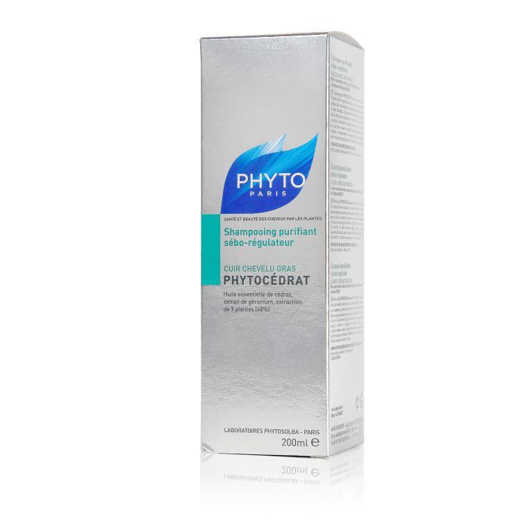 PHYTO PHYTPCEDRAT talgregulierendes Shampoo