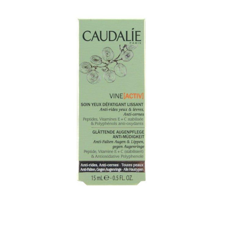 Caudalie VineActiv glätt.Augenpflege Anti-Müdigkeit