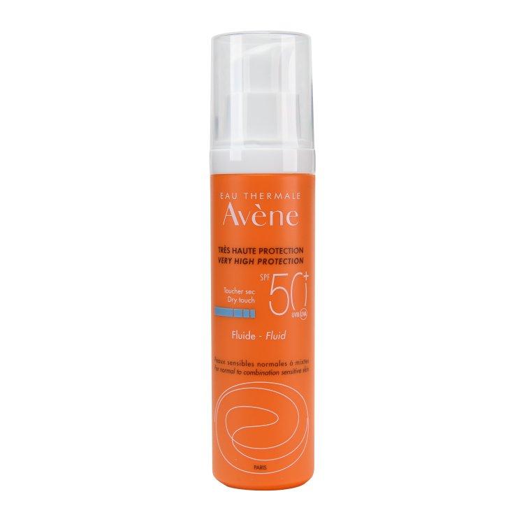 Avene Tres Haute Protection Sonnenfluid SPF 50+