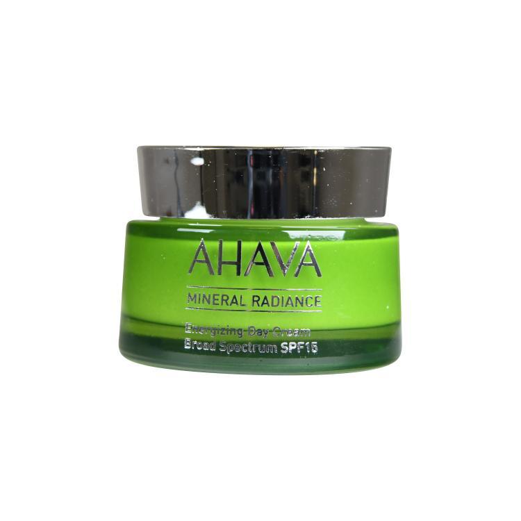 Ahava Mineral Radiance Energie spendende Tagespflege LSF 15