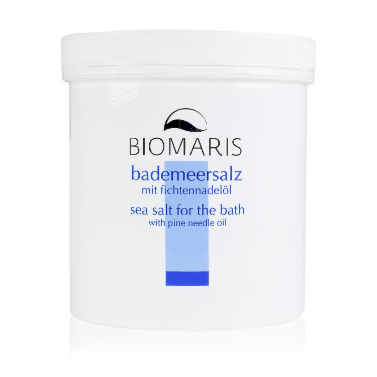 Biomaris Body & Bath Bademeersalz mit Fichtennadelöl