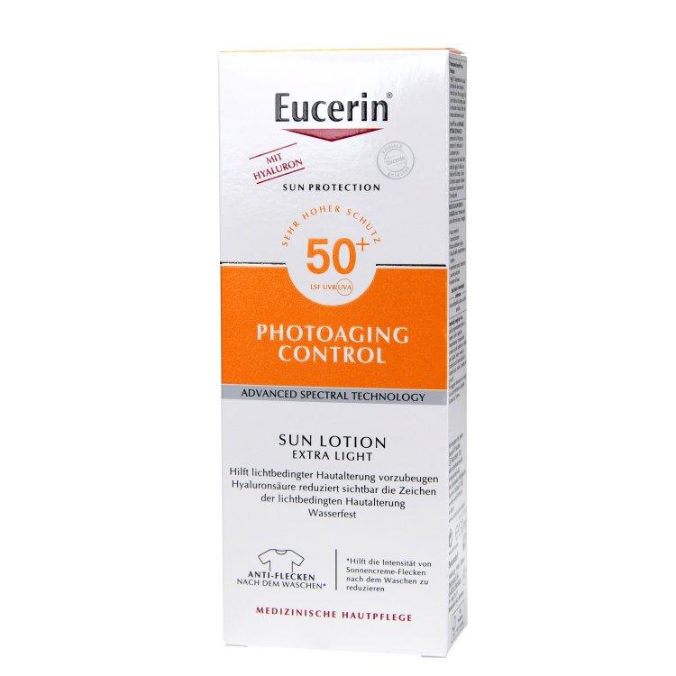 Eucerin Photoaging Control Sun Lotion Extra Light LSF 50+