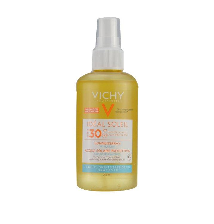 Vichy Ideal Soleil Sonnenspray + Hyaluron LSF 30