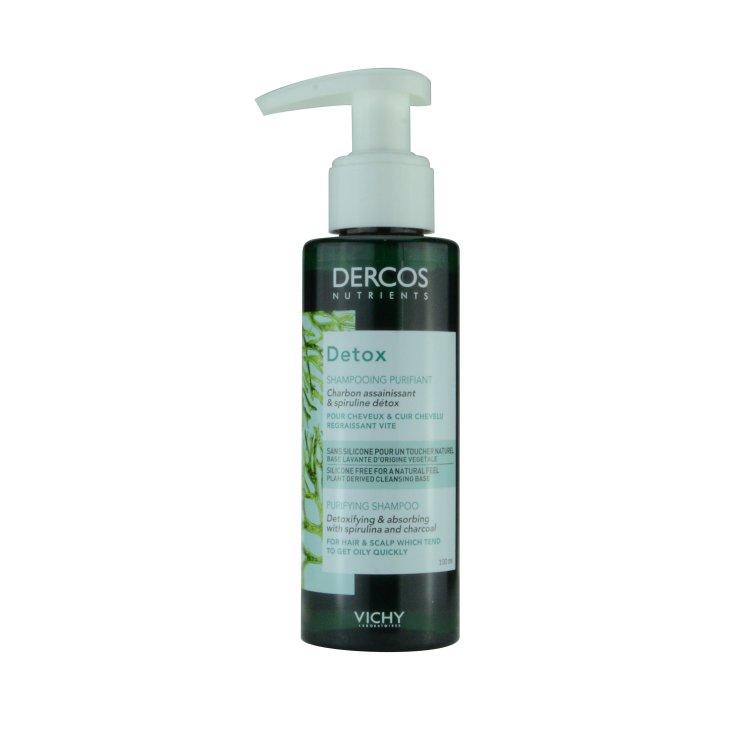 Vichy Dercos Nutrients Shampoo Detox