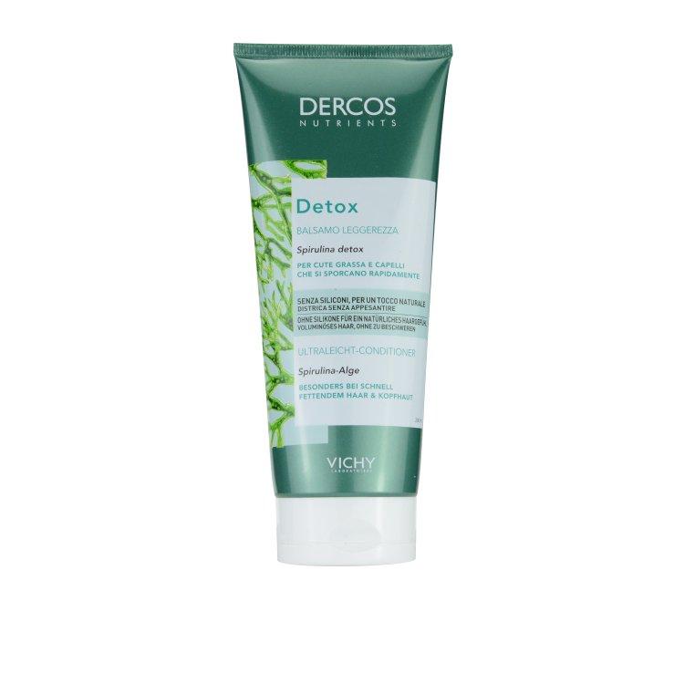 Vichy Dercos Nutrients Conditioner Detox