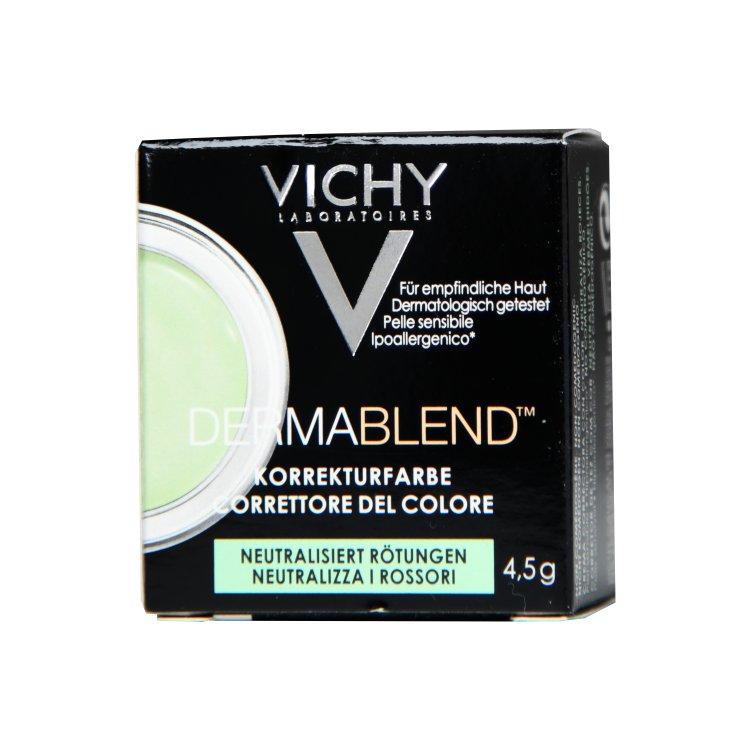 Vichy Derma Blend Korrekturfarbe grün