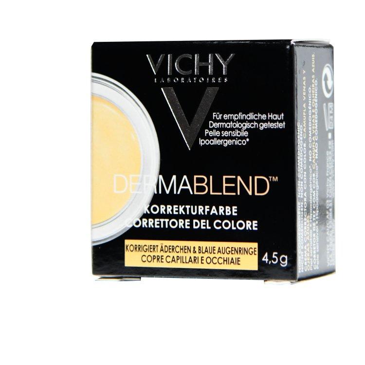 Vichy Derma Blend Korrekturfarbe gelb