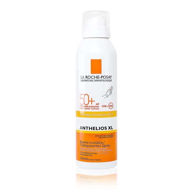 La Roche-Posay Anthelios transparentes Sonnenschutz-Spray LSF 50