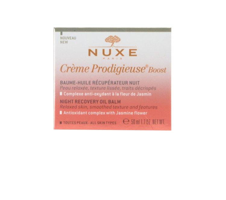 Nuxe Creme Prodigieuse Boost Ölbalsam für die Nacht