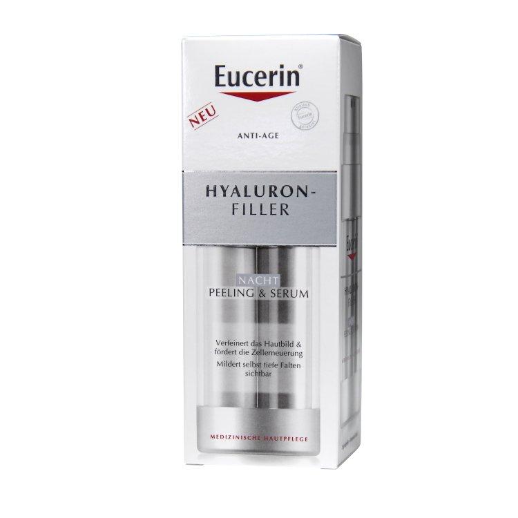 Eucerin Hyaluron-Filler Nacht Peeling & Serum
