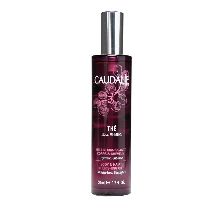 Caudalie The des Vignes Nährendes Öl für Körper und Haar