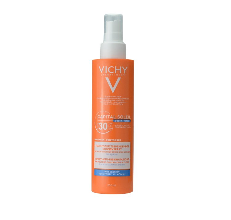 Vichy Capital Soleil Beach Protect Spray LSF 30