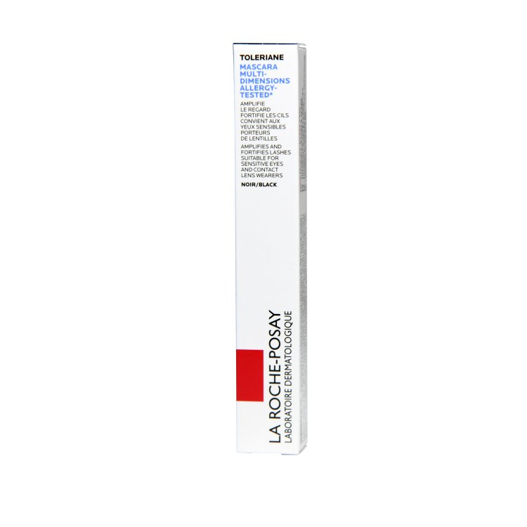 La Roche-Posay Toleriane Mascara Multi-Dimension Black