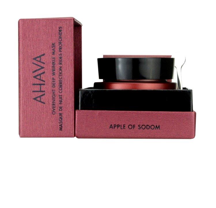 Ahava Overnight deep wrinkle Mask