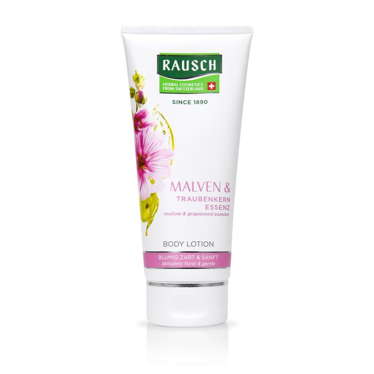 Rausch Malven & Traubenkernessenz Body Lotion