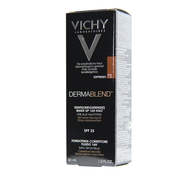 Vichy Derma Blend Make-up 75 espresso