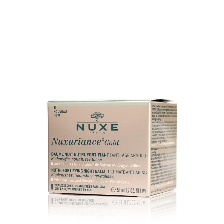 Nuxe Nuxuriance Gold näherender Balsam für die Nacht